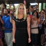 Britney Spears arrives for 'The X Factor' auditions in Greensboro, NC