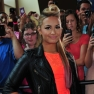 Demi Lovato arrives for 'The X Factor' auditions in Greensboro, NC