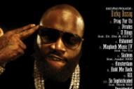 Rick Ross 'God Forgives, I Don't' Tracklist: Jay-Z, Andre 3000, Drake, Dr. Dre & More