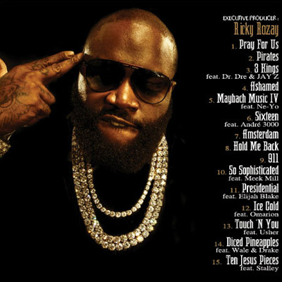 rick ross god forgives i dont tracklist