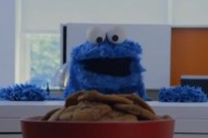 """Call Me Maybe"" Gets Parodied By Cookie Monster"