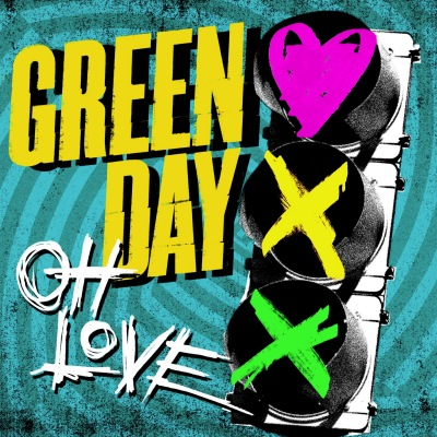 green day oh love single cover