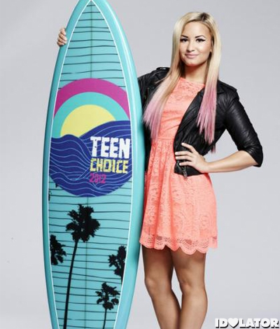 Demi Lovato Teen Choice Awards