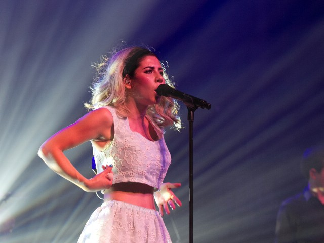Marina And The Diamonds At The Music Box