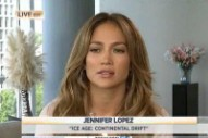 "Jennifer Lopez On Leaving 'American Idol': ""I Am Thinking It's Time For Me To Go"""