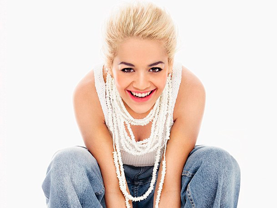 Rita Ora Covers 'Glamour'