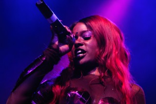 Azealia Banks' Mermaid Ball Splashes Down With Charli XCX, Robyn & Rye Rye In Los Angeles