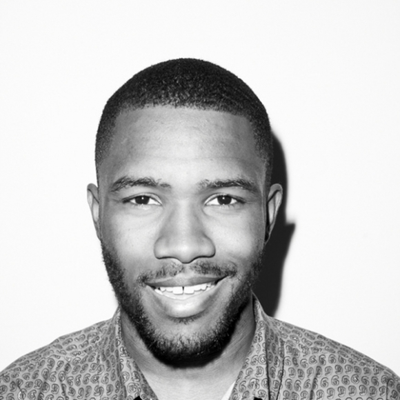 Frank Ocean Sits For Terry Richardson