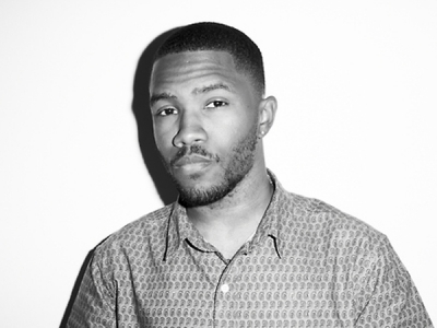Frank Ocean Photo Shoot