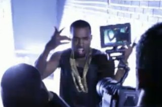 "Kanye West Films ""Cold"" Video With DJ Khaled — Get A Sneak Peek"
