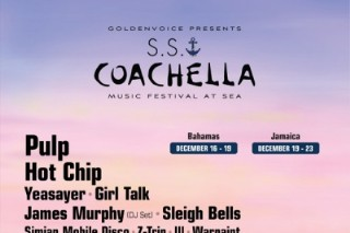 Coachella Cruise To Set Sail This December