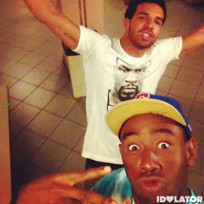 Drake and Tyler, the Creator