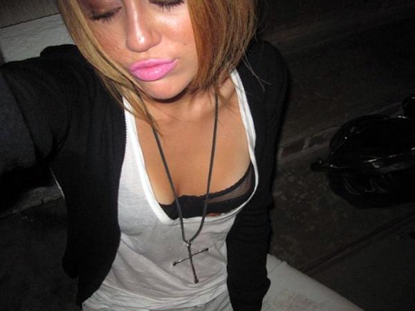 Miley's Leaked Pics