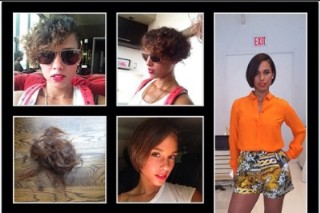Alicia Keys Chops Off Her Locks, Shows Off A Short New Hairstyle