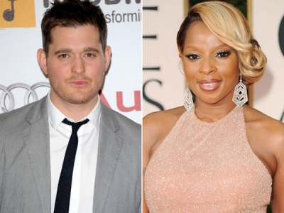 mary j blige michael buble