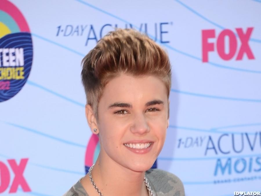Justin Bieber Cute 2012 Justin Bieber at The 2012