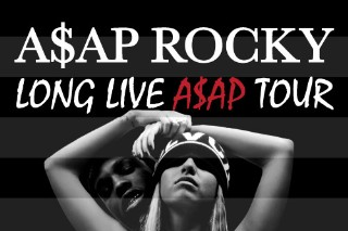 A$AP Rocky Announces Fall North American Tour
