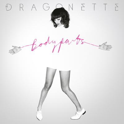 dragonette body parts