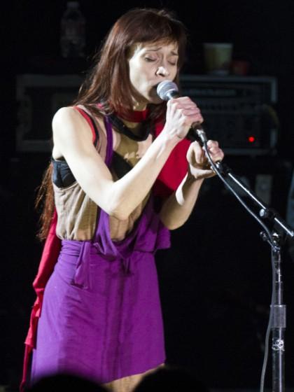 Fiona Apple Howls At The Palladium