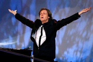 London Olympics: Sir Paul McCartney Paid One Pound For 'Isles Of Wonder' Performance