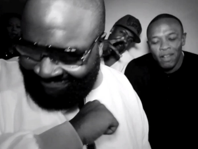 "Rick Ross, Dr. Dre & Jay-Z Look Back On Their Past In ""3 Kings"" Video"