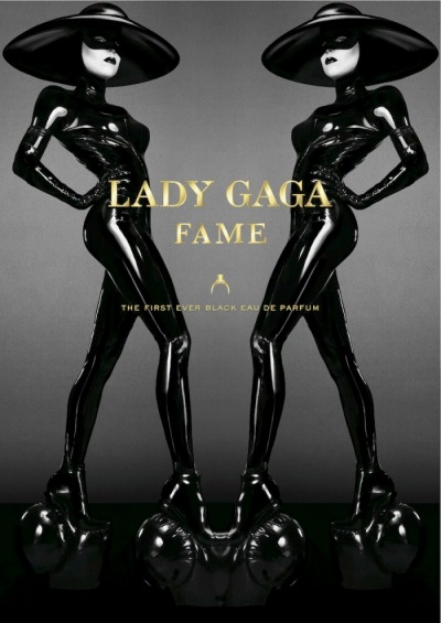 Lady Gaga gets naked for weird (but cool) perfume ad, Bob