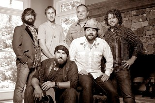 Zac Brown Band's 'Uncaged' Posts Lowest Sales Week For A #1 Album In 2012