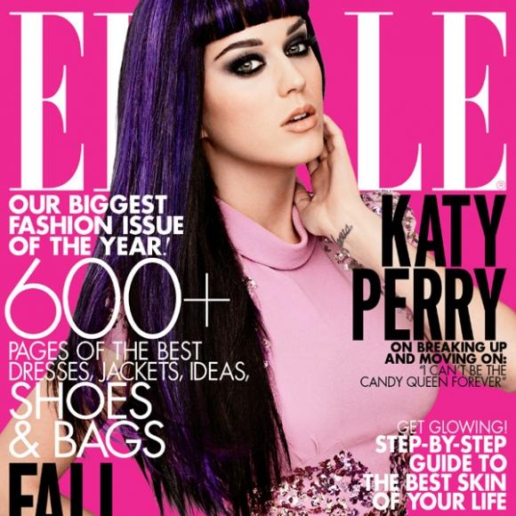 Katy Does 'ELLE'