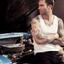 Adam Levine Inked Magazine