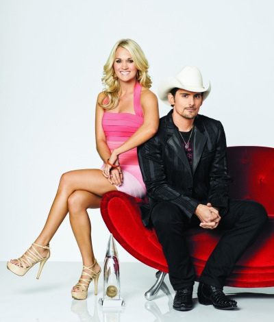 carrie underwood brad paisley