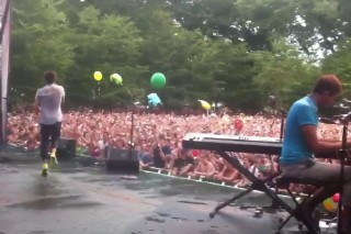 Lollapalooza 2012: Watch Dev, Frank Ocean, and Fun. Perform