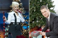 Christina Aguilera, Train & Michael Buble For New 'A Very Special Christmas' Albums