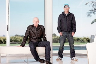 "Pet Shop Boys Cover Bee Gees' ""I Started A Joke"" As Robin Gibb Tribute: Listen"