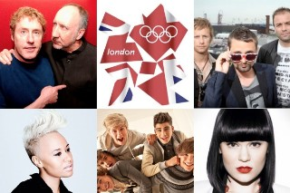 London Olympics 2012: Who's Who At 'A Symphony Of British Music' Closing Ceremony Concert