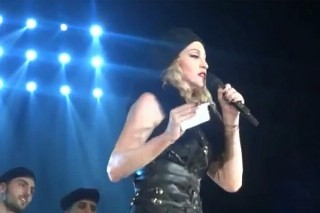 Madonna Delivers Speech About Jailed Band Pussy Riot During Moscow Show: Watch