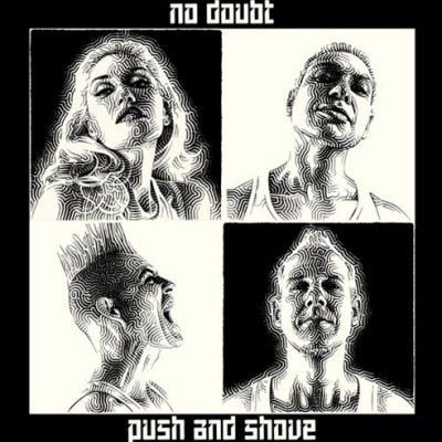 no doubt push and shove album cover