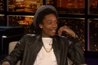 Wiz Khalifa Tells Chelsea Handler He Loves His Swaggy Dad (Awwwww): Watch