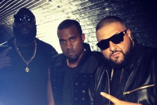 "DJ Khaled, Rick Ross & Kanye West's ""I Wish You Would"" Video Preview May Cause Motion Sickness"