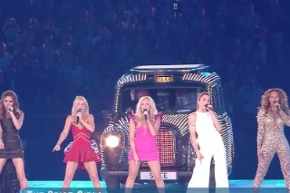 London Olympics 2012: Spice Girls, One Direction, George Michael & Others Close The Games: Watch