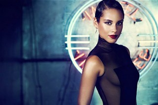 Alicia Keys Names New Album 'Girl On Fire': Morning Mix