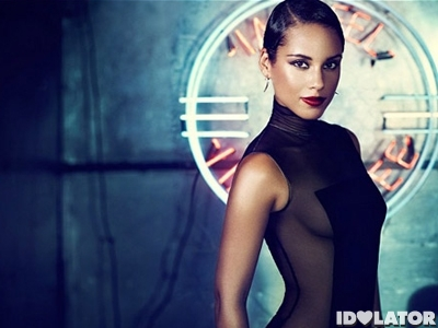 Alicia Keys Names New Album 'Girl On Fire': Morning Mix