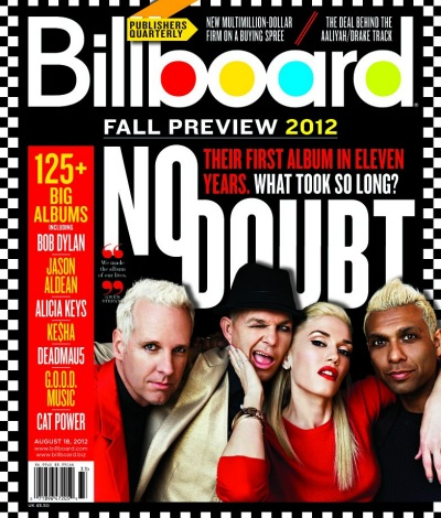 no doubt billboard