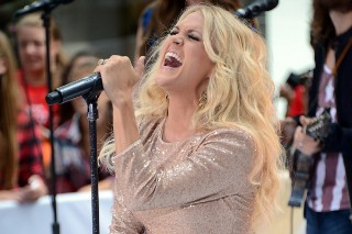 "Carrie Underwood ""Good Girl"" 'Today'"