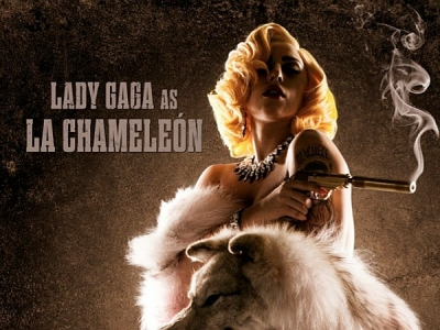 Lady Gaga fur Machete Kills