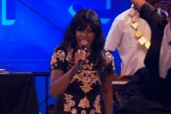 Santigold Performs At 'The Colbert Report' Music Festival