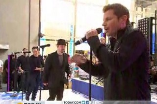 98 Degrees Perform Together For First Time In A Decade On The 'Today Show': Watch