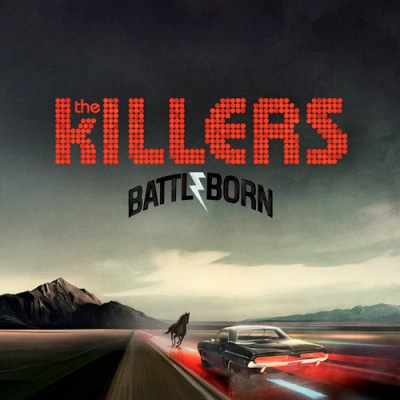 The Killers Battle Born album cover