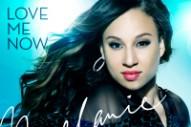 "Melanie Amaro Releases New Ballad ""Love Me Now"": Listen"