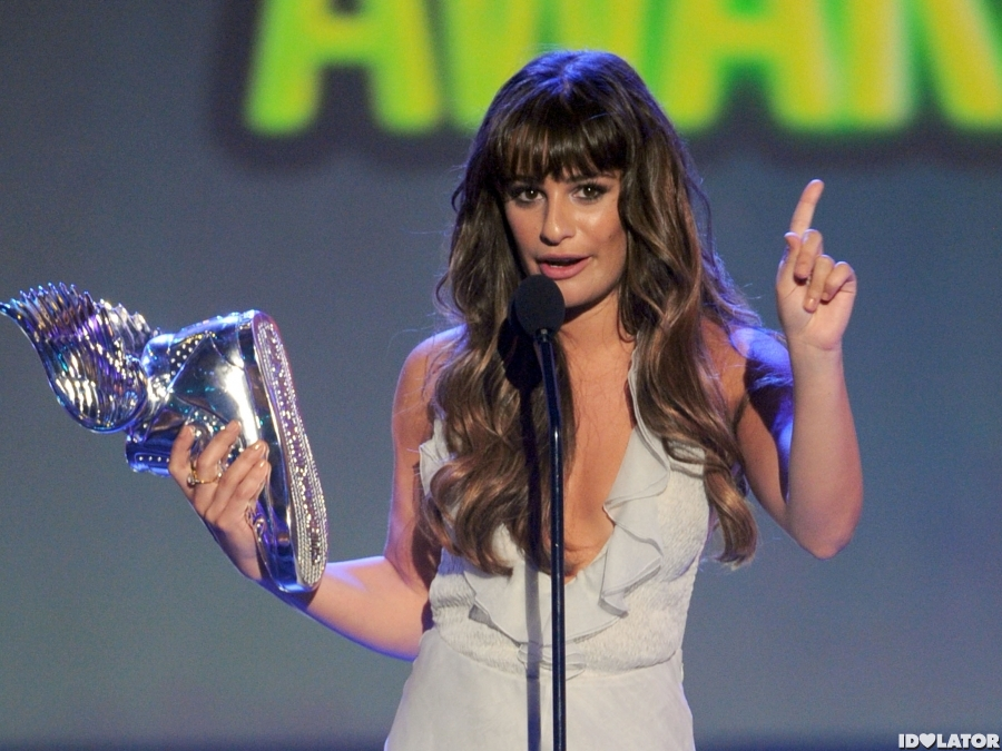 Lea Michele Attends The Do Something Awards