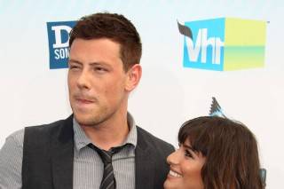 Lea Michele & Cory Monteith: VH1 Do Something Awards